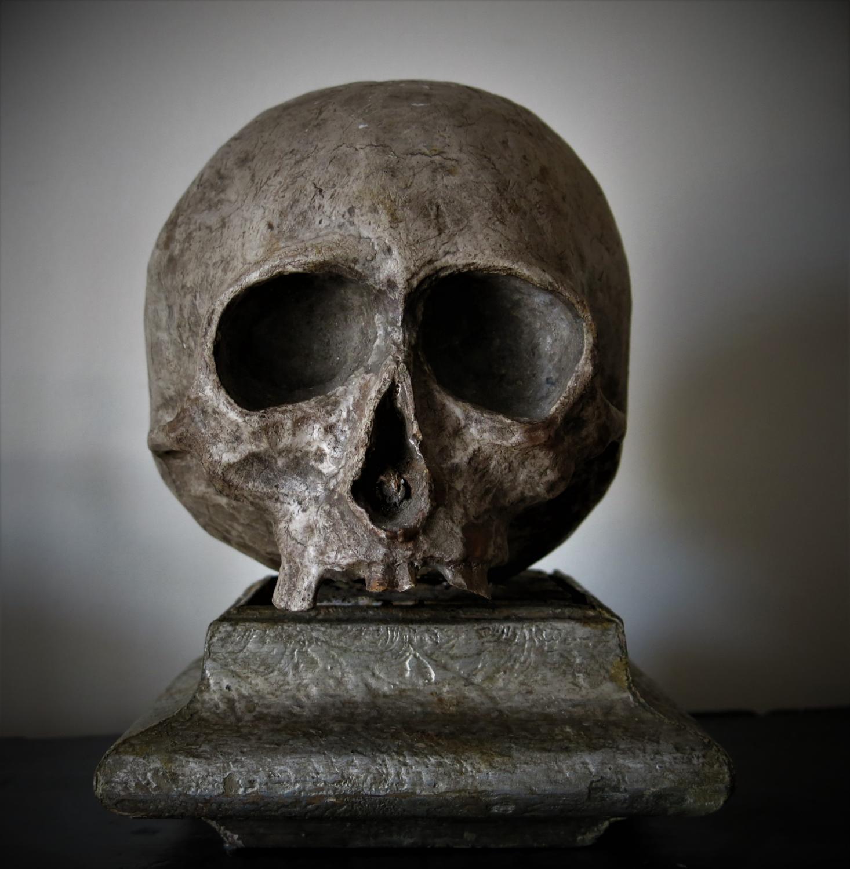 Memento Mori Carvings Sculptures