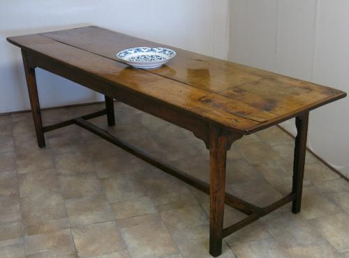7.5 ft Sycamore Farmhouse Table
