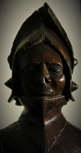 A Very Rare 15th Century Medieval Knight