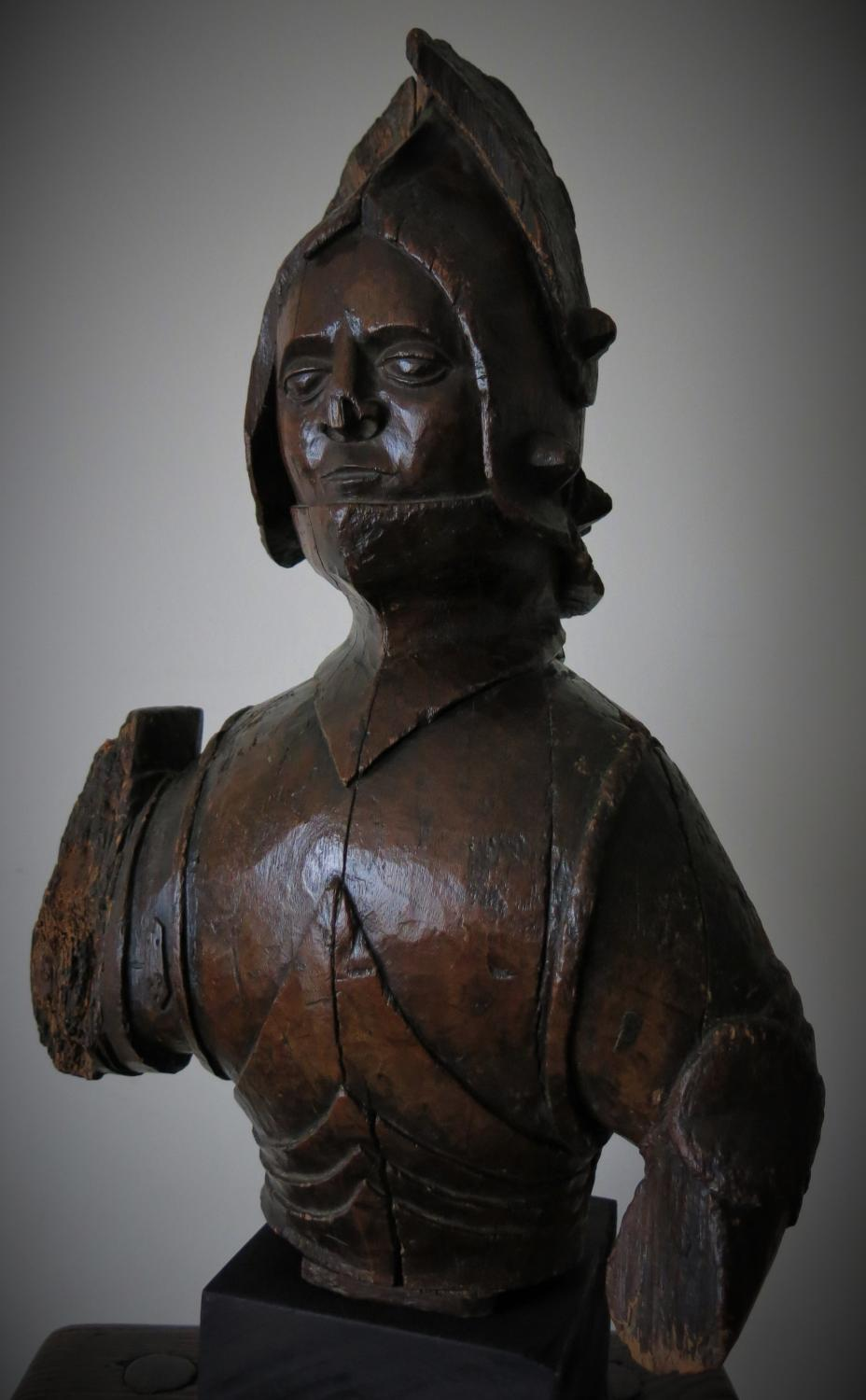 A Very Rare 15th Century Medieval Knight - Archive