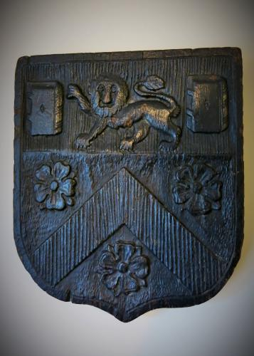 Armorial Shield Trinity College Cambridge