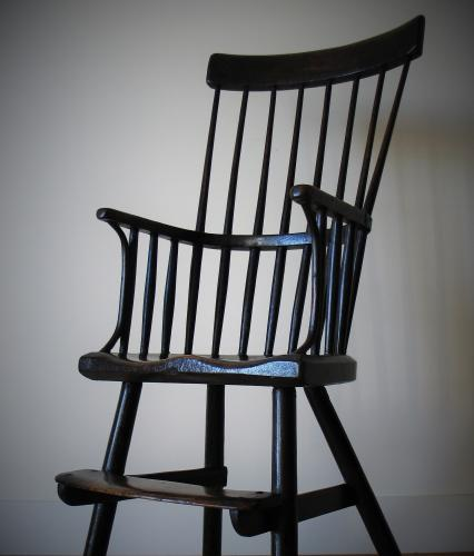 Child's Primitive Chair