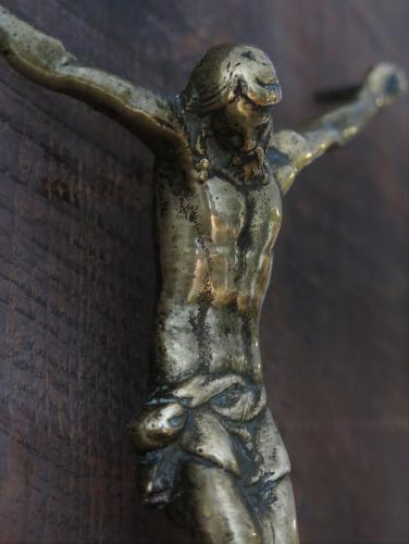 Christ In Bronze XVI - XVIIth