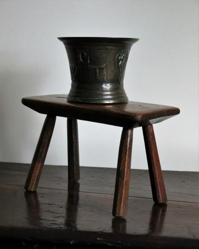 Diminutive Ash & Elm Stool