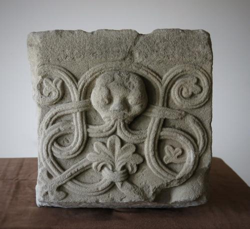 Medieval Stone Green Man 12th -13th Century
