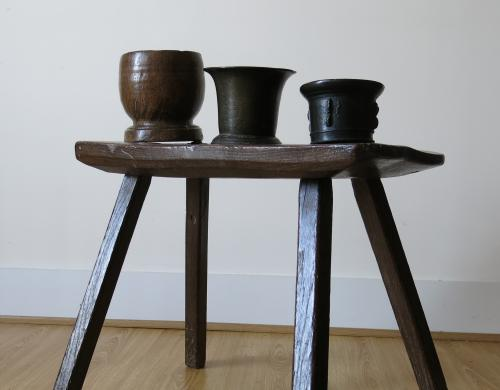 Primitive Ash Stool