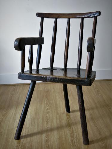 Primitive Chair