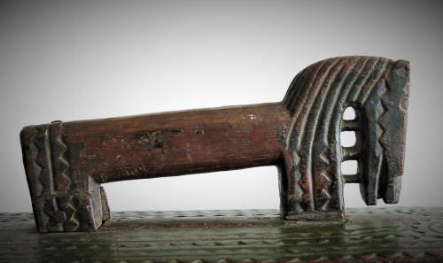 Scandinavian Mangle Board 1700s