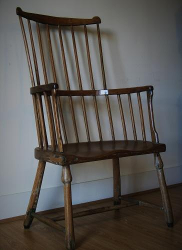 Thames Valley Comb Back Chair