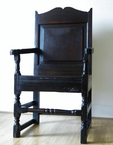 Welsh Oak Armchair
