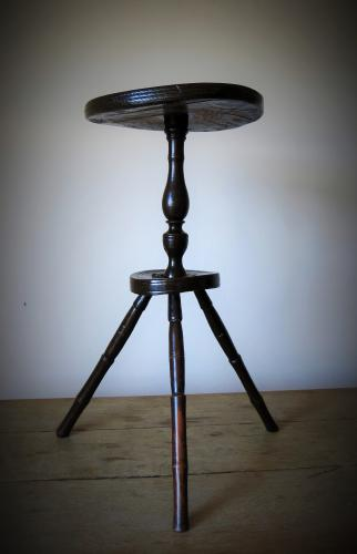 West Country Primitive Candle Stand