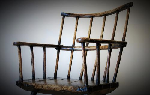 West Country Primitive Chair